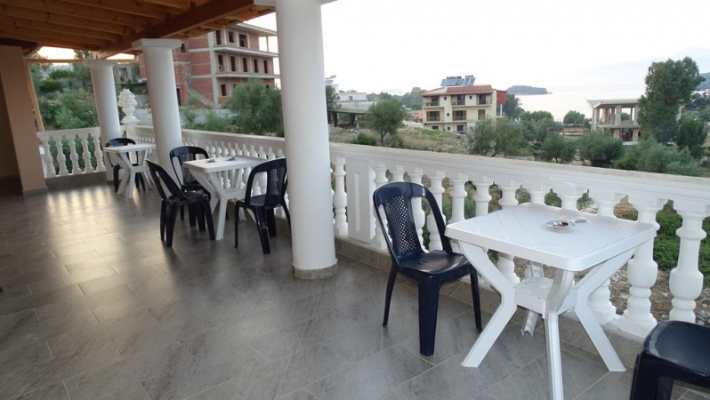 Villa Krestha Ksamil Bed & Breakfast