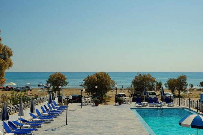 Andreolas Beach Zante Bed & Breakfast