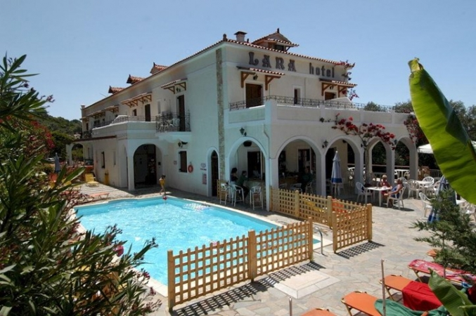 Lara Hotel And Apartments  Cefalonia Appartamenti