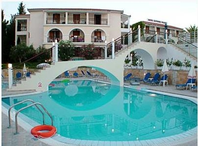 Katerina Palace Zante Bed & Breakfast