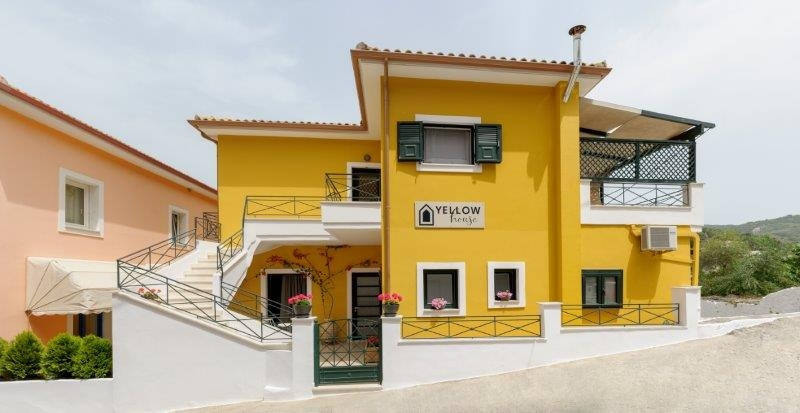 Yellow House Parga Studios